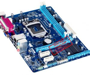 Mainboard GIGABYTE H61M 3.0 Box RENEW