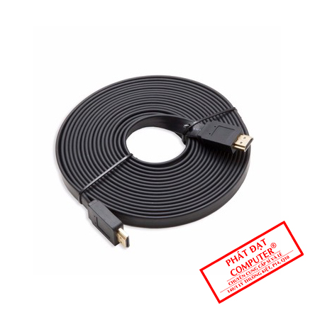 Cable HDMI 10m Dẹp