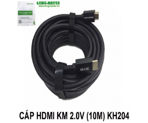 Cable HDMI 10m KINGMASTER KH204