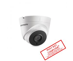 CAMERA HIK DS-2CE56H0T-IT3//IT3F  - (HD-TVI 5M) -DOME-hồng ngoại 40m