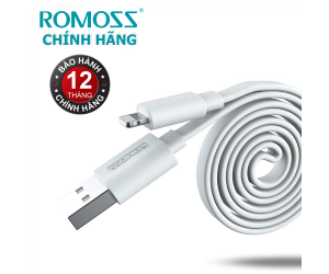 Cáp sạc ROMOSS (Lighting)