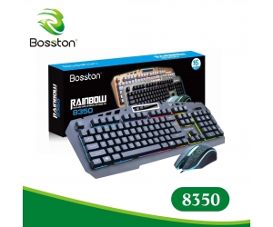 Combo keyboard + mouse BOSSTON 8350 (Led)