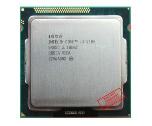 CPU Intel Core i3-2100