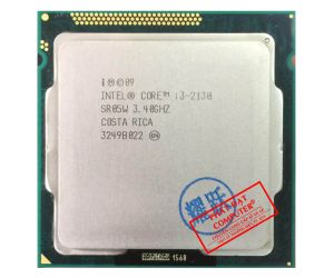 CPU Intel Core i3-2130