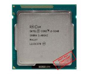 CPU Intel Core i3-3240