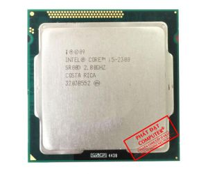 CPU Intel Core i5-2300