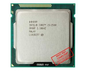 CPU Intel Core i5-2500