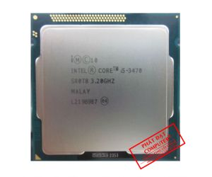 CPU Intel Core i5-3470