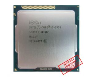 CPU Intel Core i5-3550