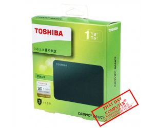 HDD Box 1TB Toshiba Canvio Basics