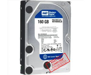 HDD PC WD 160G BLUE/GREEN 1N