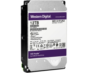 HDD PC WD 12T PURPLE Chuyên Camera