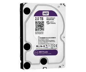 HDD PC WD 2T PURPLE Chuyên Camera