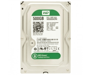 HDD PC WD 500G GREEN 2N