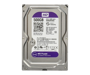 HDD PC WD 500G PURPLE Chuyên Camera
