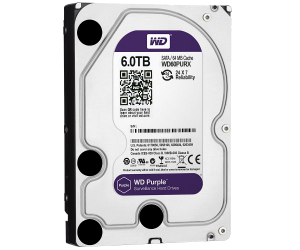 HDD PC WD 6T PURPLE Chuyên Camera