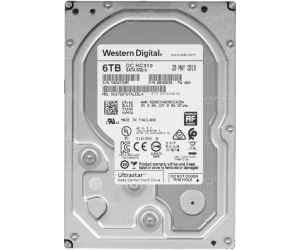 HDD PC WD 6T ULTRASTAR DC HC310