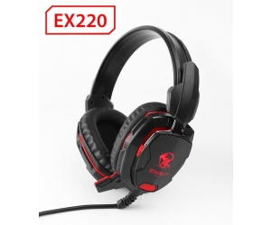 Headphone EXAVP EX220 LED Gaming