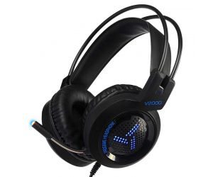 Headphone V2000 Led (USB+3.5mm)