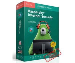 Kaspersky Internet Security 5PC/12T 2019 Box NTS