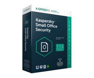 Kaspersky Small Office Security (1server+10PC)/12T Box NTS