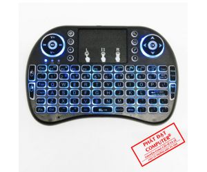 Keyboard + Touchpad UK500 Dạ quang