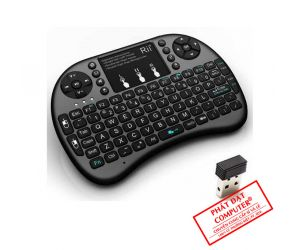 Keyboard + Touchpad UKB-500