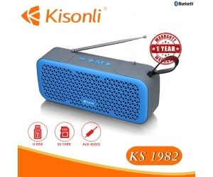 Loa Bluetooth Kisonli KS-1982