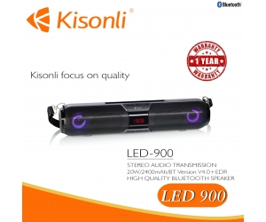 Loa Bluetooth Kisonli LED 900