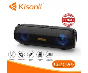 Loa Bluetooth Kisonli LED-903
