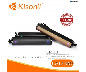Loa Bluetooth Kisonli LED 901
