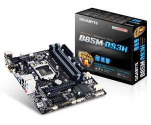 Mainboard GG B85M-DS3H Box RENEW (4 khe RAM)