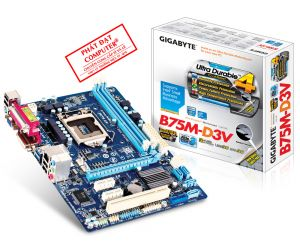 Mainboard Gigabyte B75 Box Renew