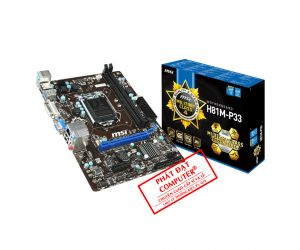 Mainboard MSI H81 Box Renew