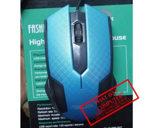 Mouse Asus Hộp giấy USB