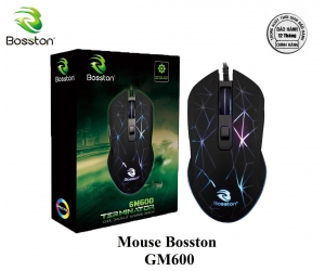 Mouse Bosston GM600 LED USB