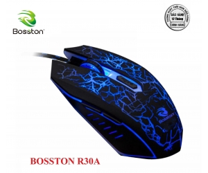 Mouse Bosston R30A LED USB