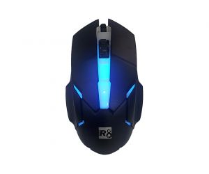 Mouse R8-1600 Đen LED USB Gaming