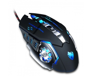 Mouse T-WOLF V6 LED USB Gaming