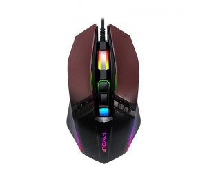 Mouse T-WOLF V8 LED USB Gaming