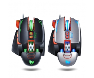 Mouse T-WOLF V9 LED USB Gaming