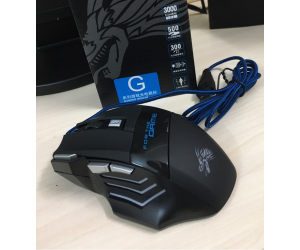 Mouse T-WOLF X1 Gaming USB