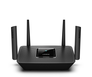 Phát Wifi LINKSYS MR8300 Mesh WiFi Router AC2200 MU-MIMO Tri-Band (4 anten)