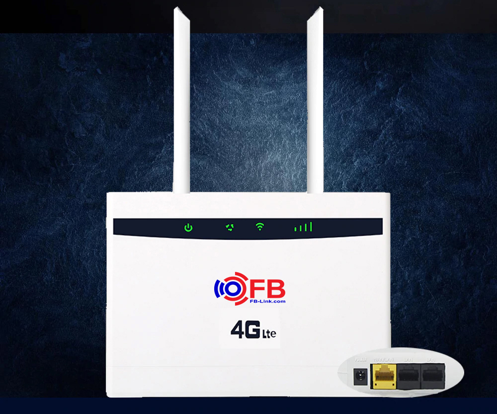 Router Wifi 4G LTE FB-Link CPE-V01