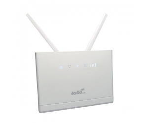 Router Wifi 4G LTE RS-980 Plus (2 anten - 32 user - 4 port)
