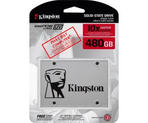 SSD Kingston UV500 480G tem FPT