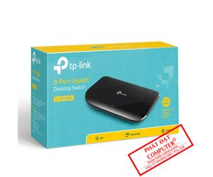 Switch Gigabit TP-Link SG1008D (8-Port)