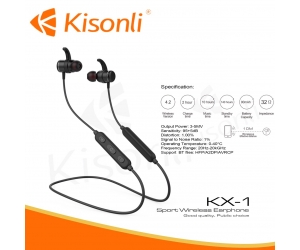 TN Bluetooth Kisonli KX-1