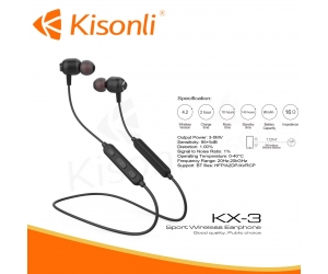 TN Bluetooth Kisonli KX-3