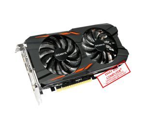 VGA GG GTX 1050Ti 4G (2 Fan) Renew
